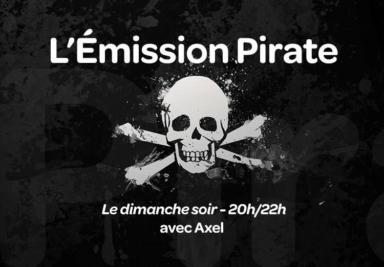 L'�mission pirate